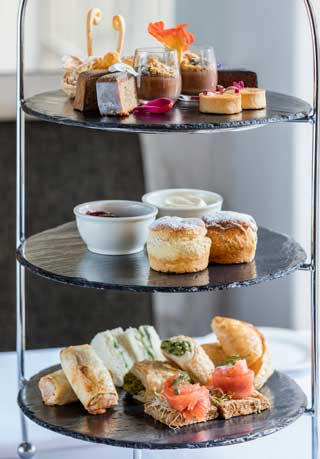 High Tea at Radisson Blu Plaza Sydney