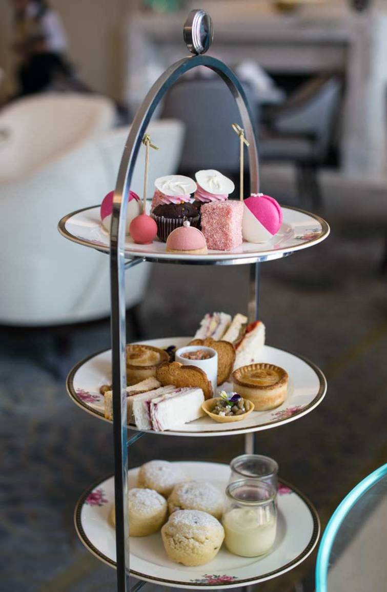 Afternoon Tea at the Langham Sydney