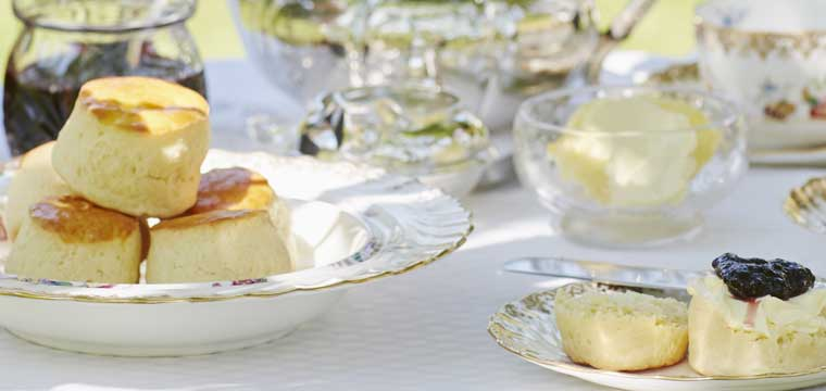 Royal Teas, Seasonal recipes from Buckingham Palace
