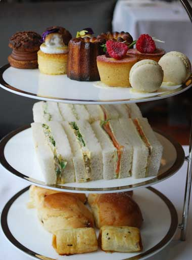 High Tea at the Park Hyatt Melbourne