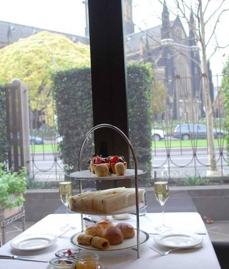 High Tea at the Park Hyatt Melbourne