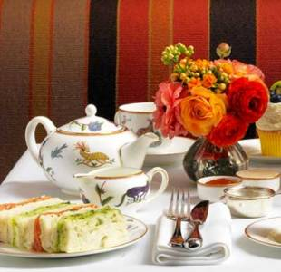 Afternoon Tea at Crosby Street Hotel New York