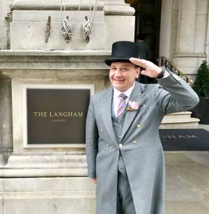 Welcome to the Langham London