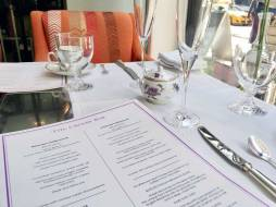 Afternoon Tea at Crosby Street Hotel New York