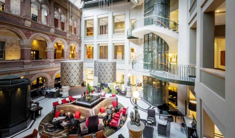 The Cortile, InterContinental Sydney
