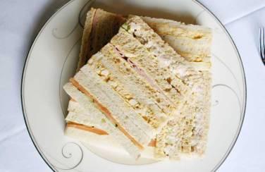 Ribbon Sandwiches
