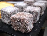 Lamington by Vue de Monde