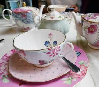 High Tea at Home