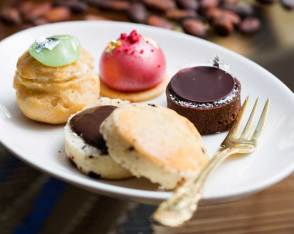 High Tea Au Chocolat