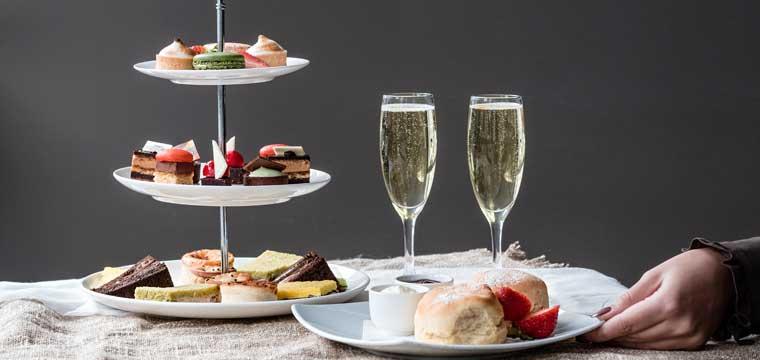 High Tea at Marriott Melbourne