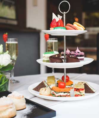 High Tea at the Marriott Melbourne