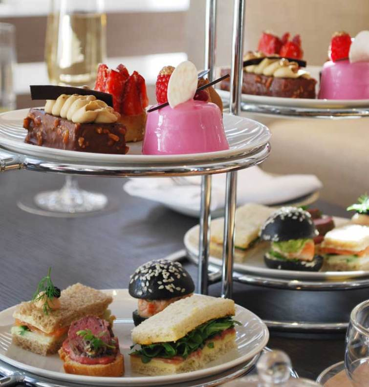 Afternoon Tea at The Westin Perth