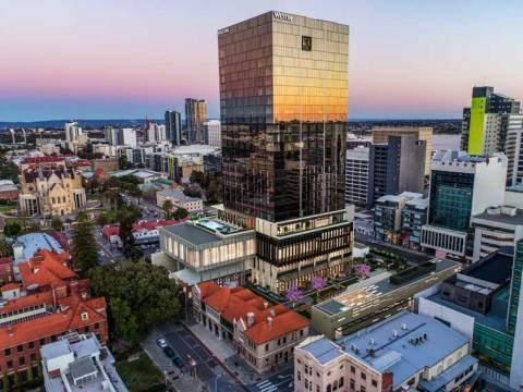 The Westin Perth - supplied photo