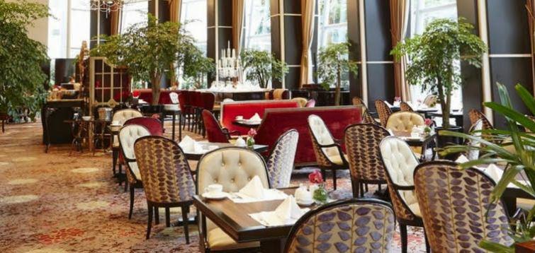 Brasserie Les Saveurs, St Regis Singapore