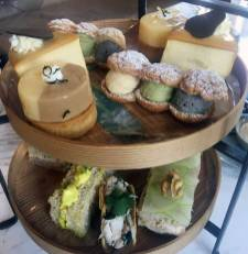 Afternoon Tea at the Treasury Lounge & Bar Perth