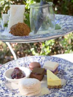 High Tea at Vaucluse House Sydney