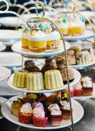 The Hatter & The Hare High Tea