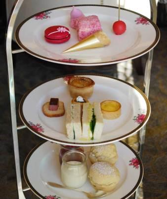 Wedgwood Afternoon Tea at The Langham Sydney