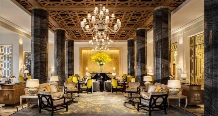 Shai Salon, Four Seasons in Dubai