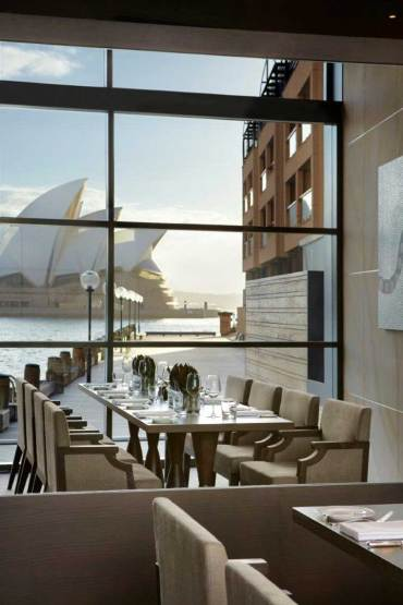 The Dining Room at The Park Hyatt Sydney - supplied photo