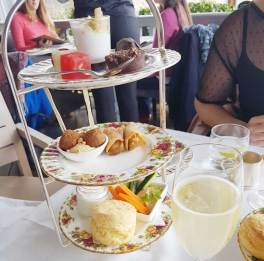 High Tea at Gunners' Barracks Sydney