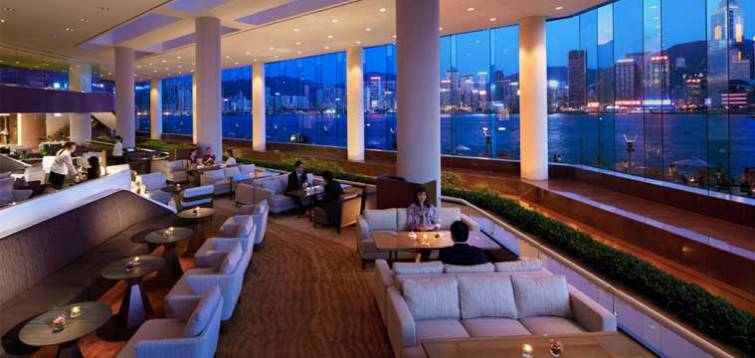 Lobby Lounge, InterContinental, Hong Kong