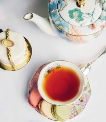 Afternoon Tea at The Peninsula New York