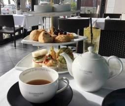 High Tea at The Georgian Santa Monica
