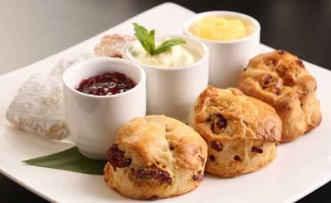 Freshly Baked Scones - supplied image