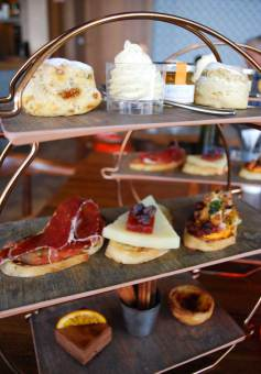 Spanish High Tea at Heno & Rey