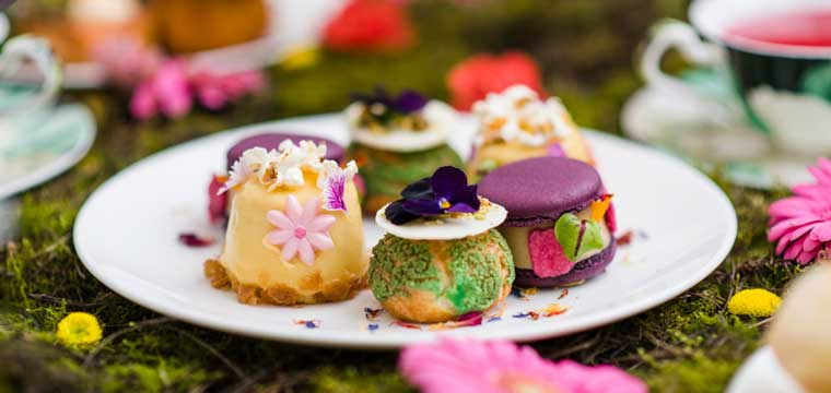 Floral Tea at the Sheraton Melbourne