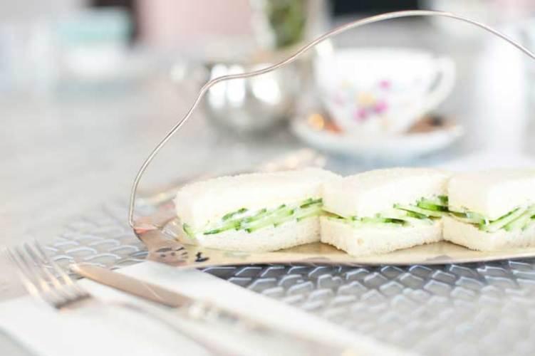 Finger sandwiches - supplied photo