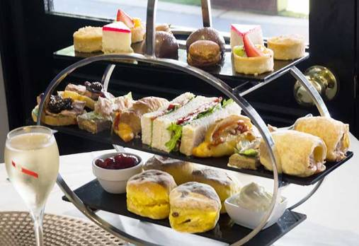 High Tea at the Esplanade Hotel Fremantle