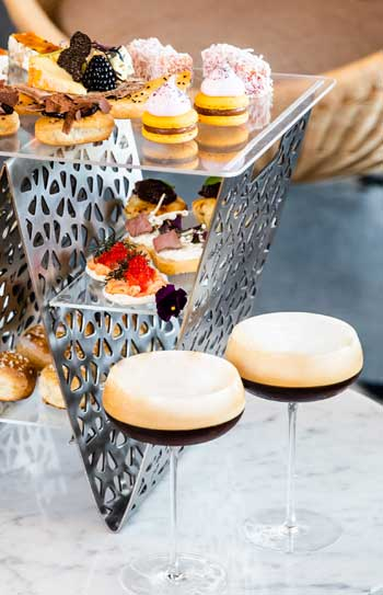 High Tea at the W Brisbane