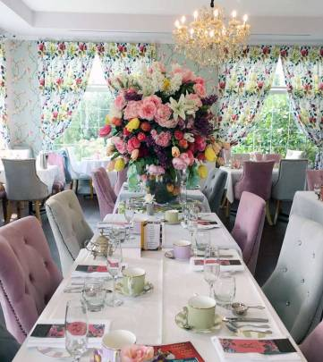 High Tea at Riversdale Estate - supplied photo