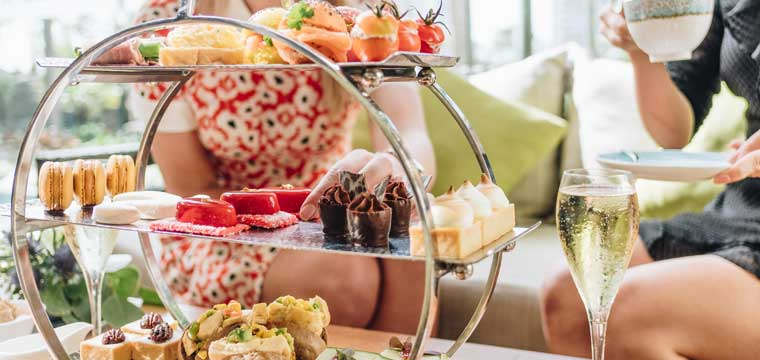 High Tea at Surfers Paradise Marriott Resort & Spa