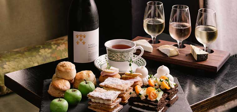 Cheese High Tea - supplied photo