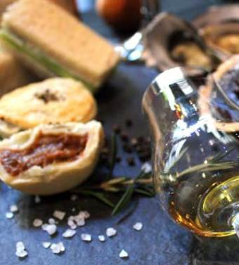 Whisky High Tea at Stamford Plaza Melbourne