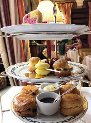 Afternoon Tea at The Milestone Hotel London