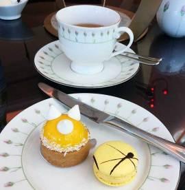 Afternoon Tea at Shangri-La Singapore