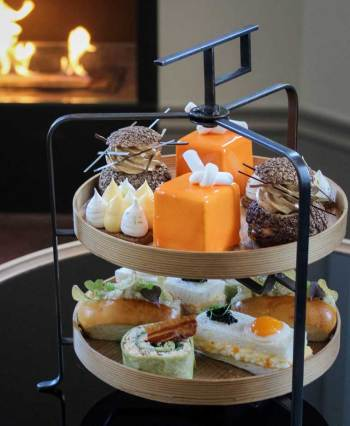 Winter Afternoon Tea at The Treasury Lounge & Bar - supplied photo
