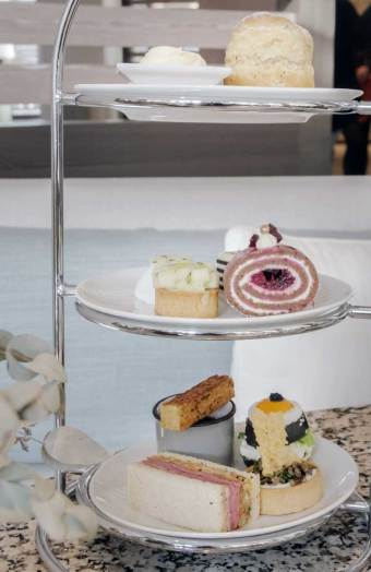 Truffle High Tea at The Westin Perth
