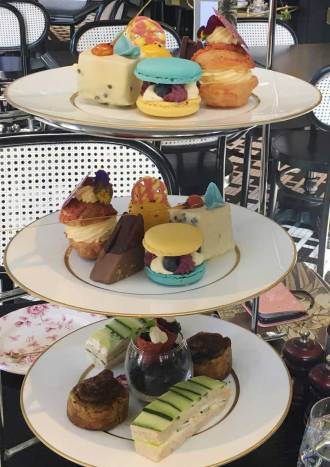High Tea at the Emporium