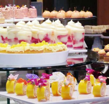 High Tea at the Sheraton Grand, Hyde Park Sydney