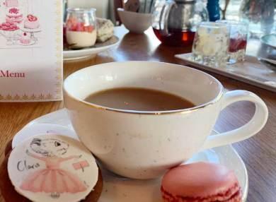 High Tea at Atelier, Sofitel Sydney Darling Harbour
