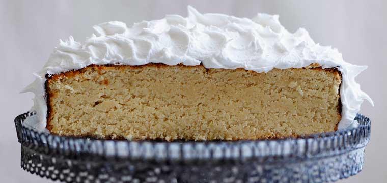 Lime & Coconut Island Cake Recipe