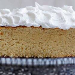 Lime & Coconut Island Cake Recipe