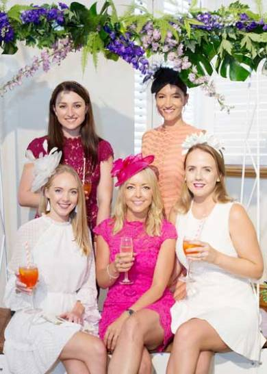 Melbourne Cup High Tea