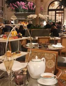 Afternoon Tea at The Palm Court