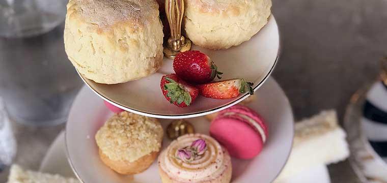 Aimee Provence High Tea Parlour